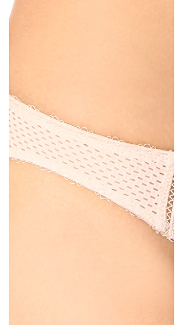 Stella McCartney Stella Soft Mesh Bikini Briefs