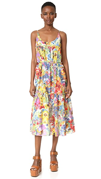 Stella McCartney Iconic Prints Dress - Floral Print