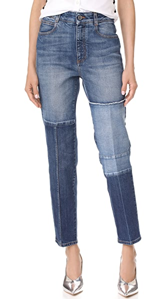 Stella McCartney Denim Trousers - Bluette