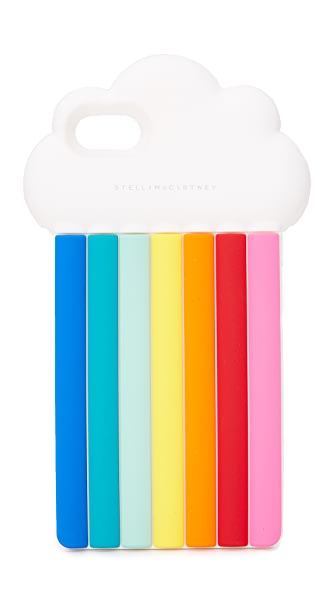 Stella McCartney Rainbow iPhone 7 Case - Multicolor