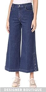 Wide Leg Culottes Stella McCartney