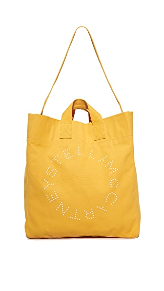 Stella McCartney Beach Bag Circle Logo | SHOPBOP Extra 25% Off ...