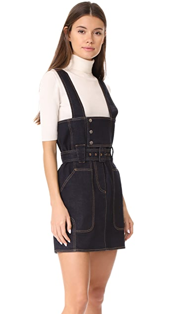Stella McCartney Stretch Overall Dress