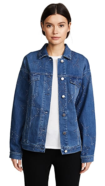 Stella McCartney Boyfriend Denim Jacket at Shopbop