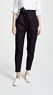 Stella McCartney Tie Waist Jean Trousers