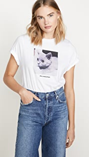 Stella McCartney Kitten T 恤