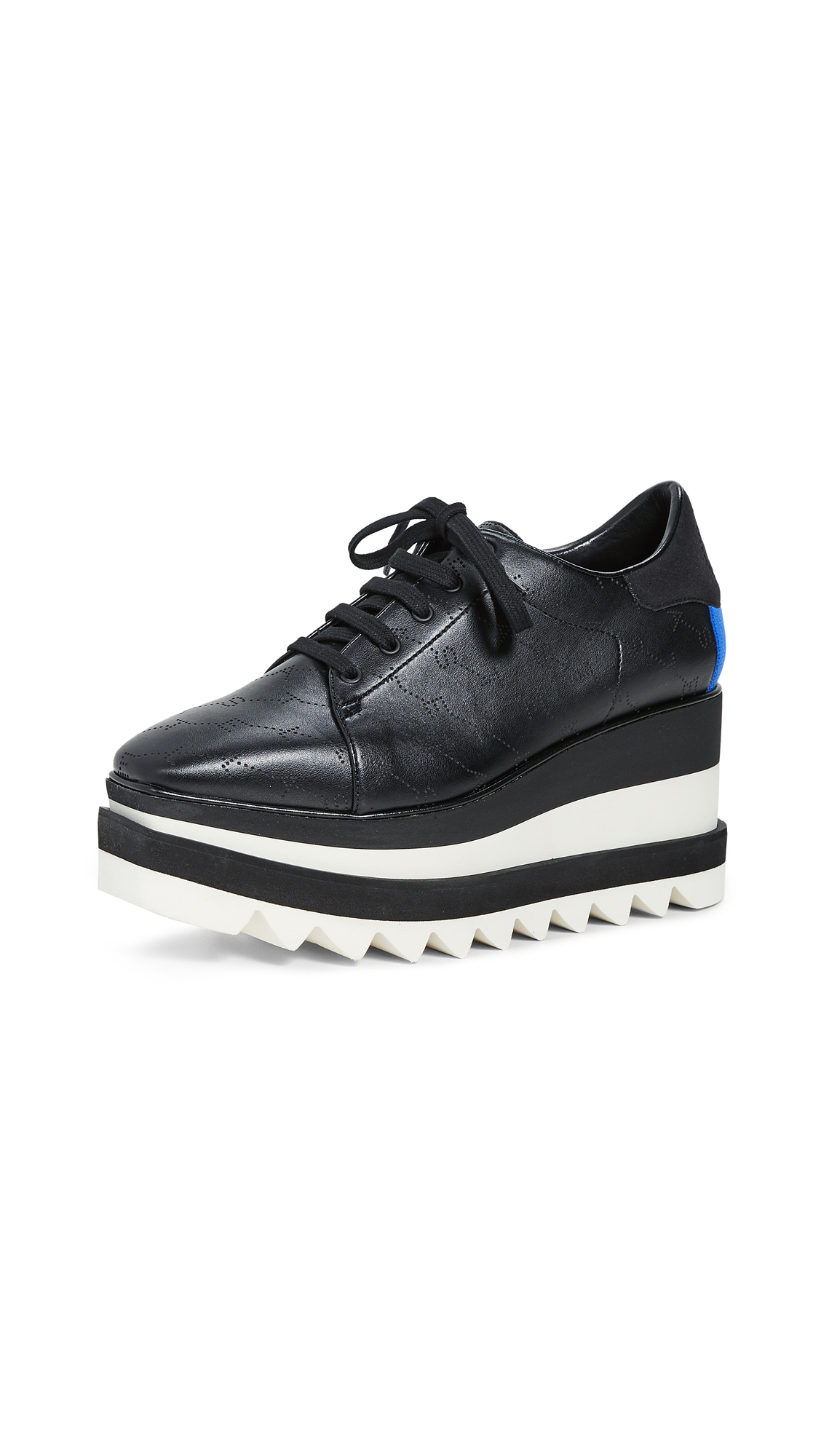 Buy Stella McCartney Sneakelyse Lace Up Shoes online, shop Stella McCartney