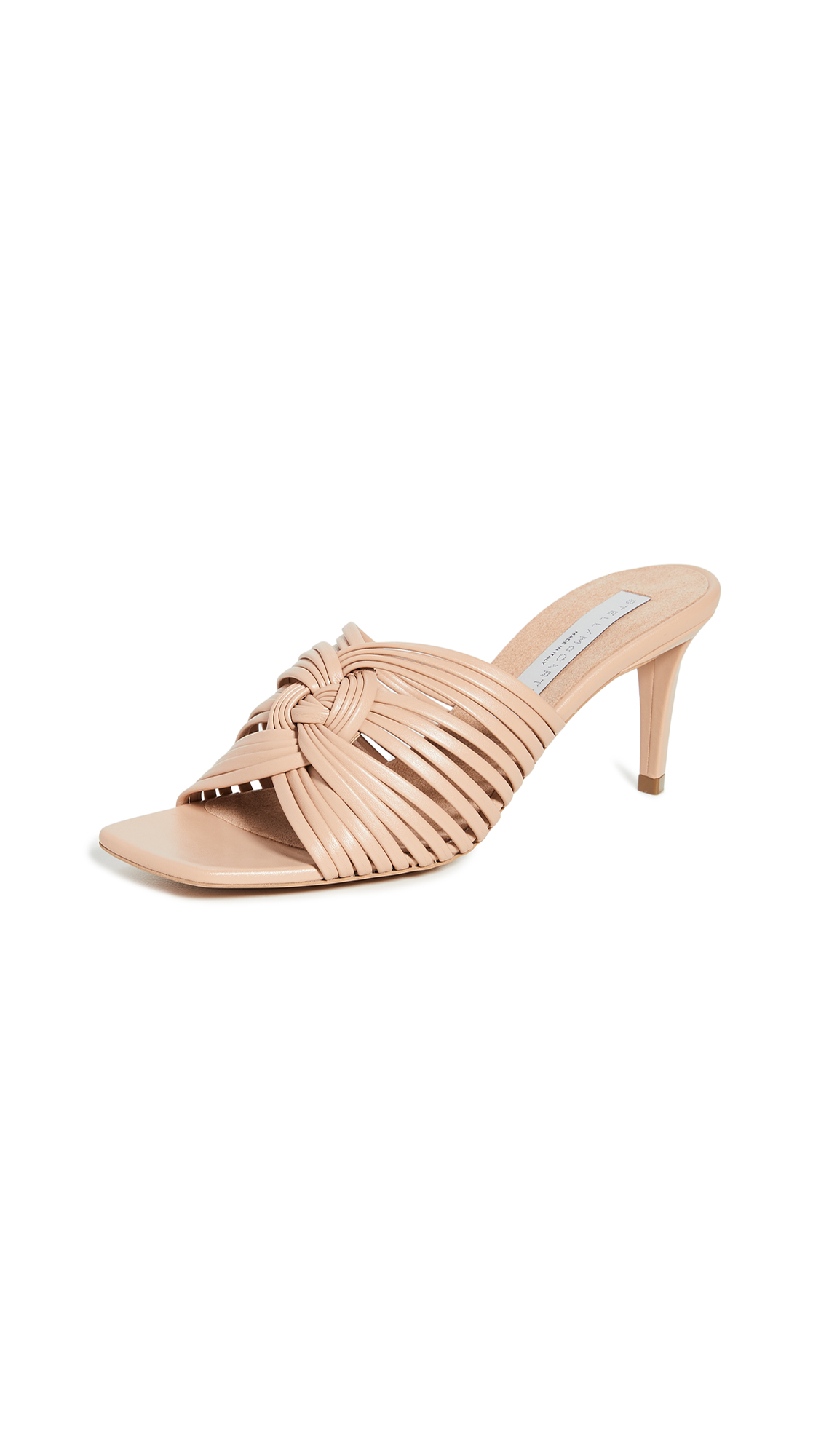 Buy Stella McCartney Strappy Mules online, shop Stella McCartney