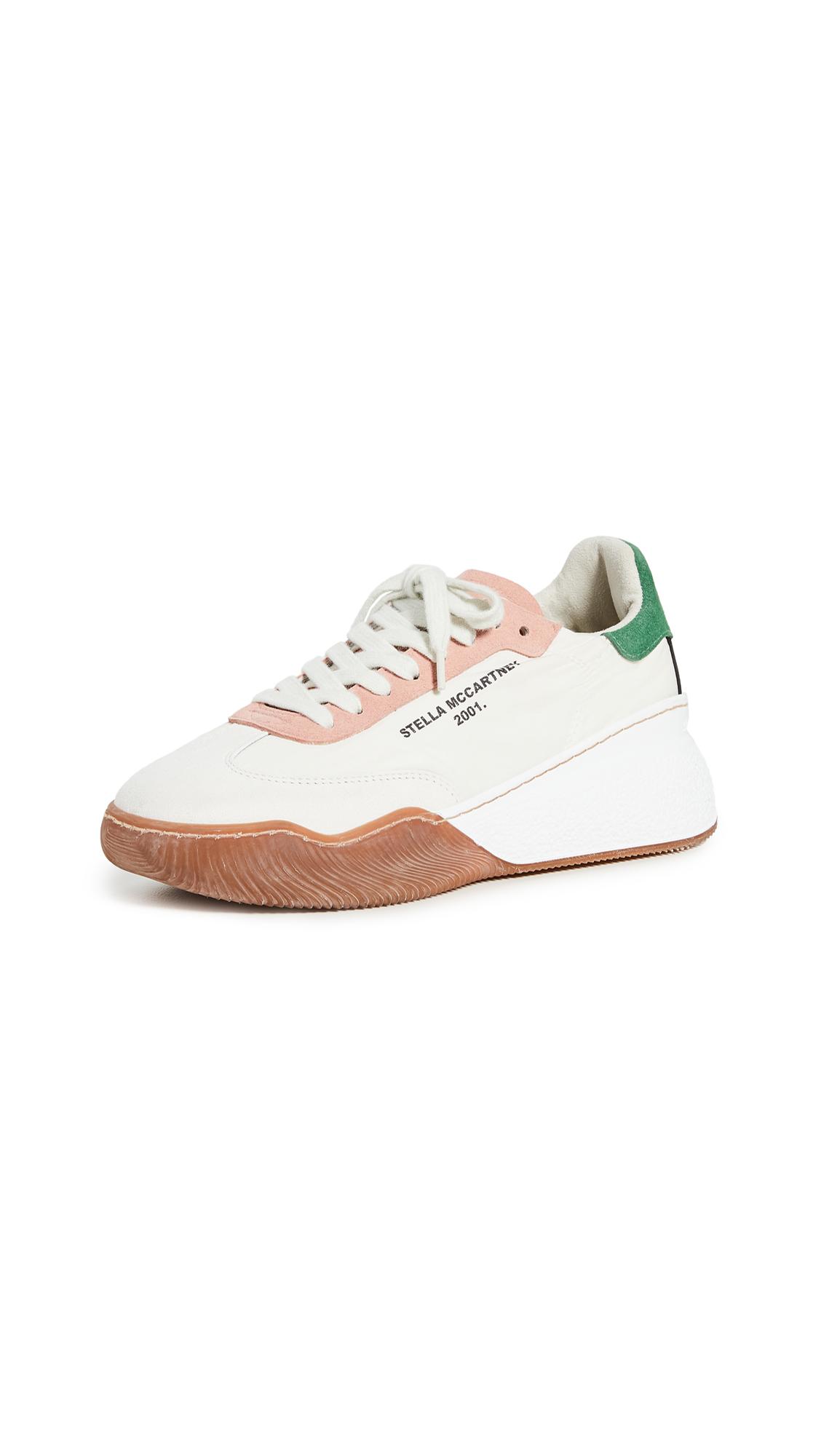 Buy Stella McCartney Loop Lace Up Sneakers online, shop Stella McCartney