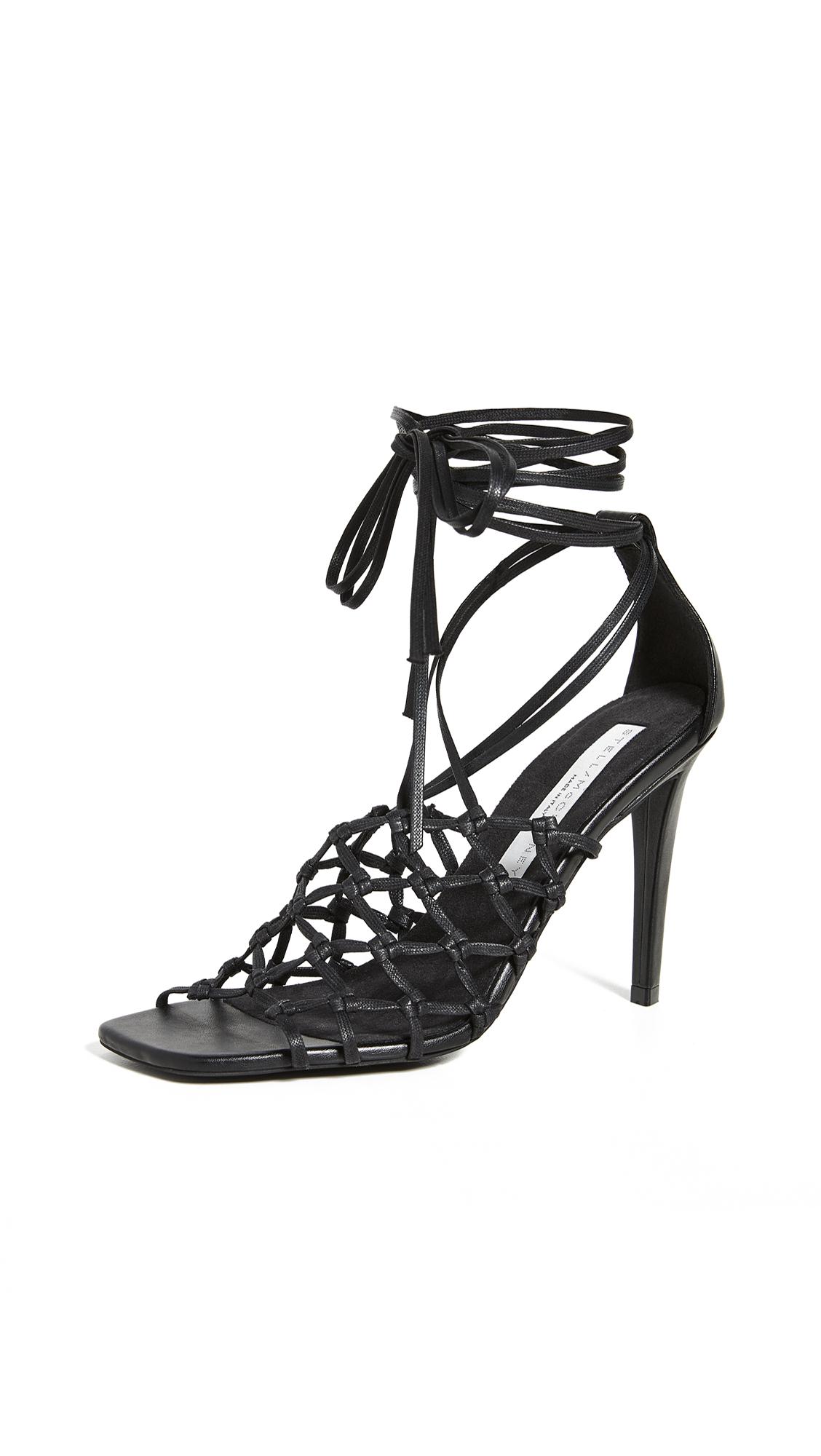 Buy Stella McCartney online - photo of Stella McCartney Woven Sandals