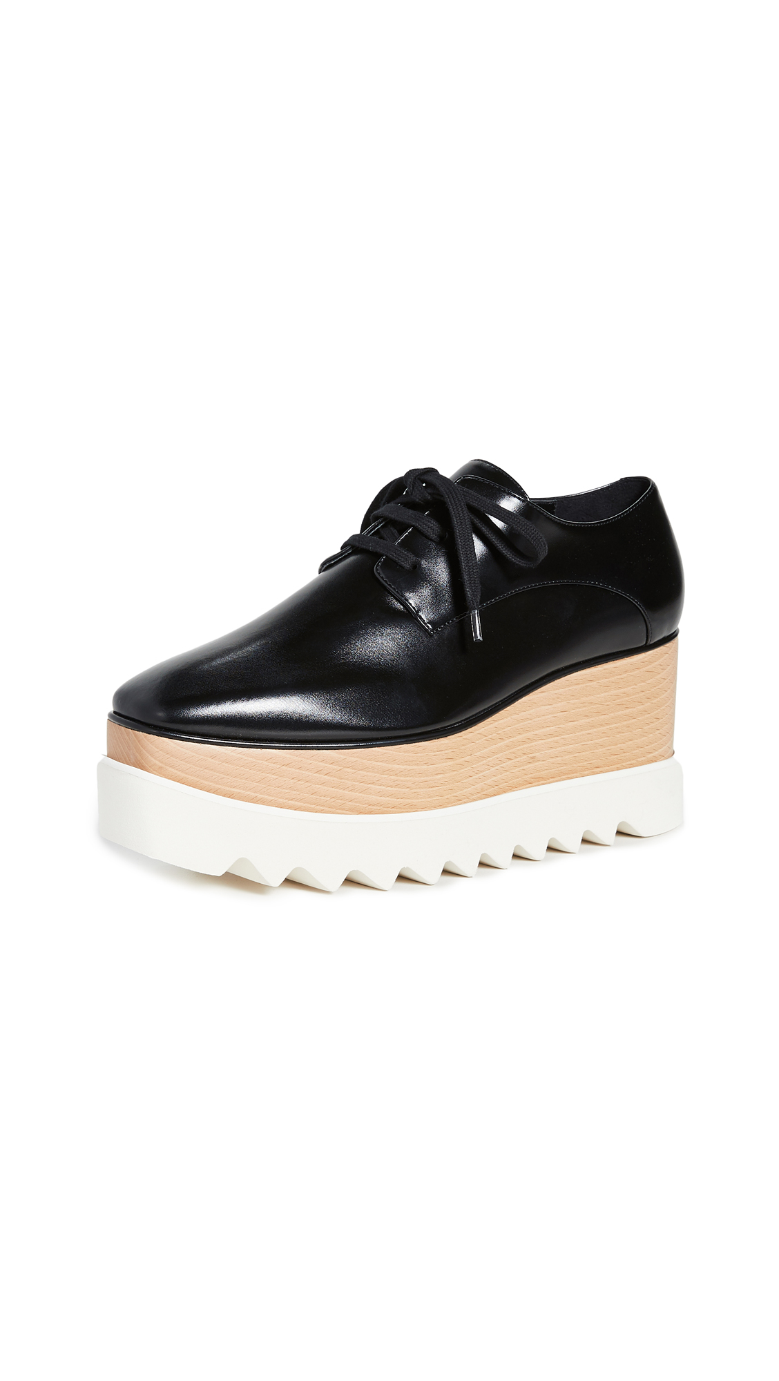 Buy Stella McCartney Elyse Lace Up Shoes online, shop Stella McCartney
