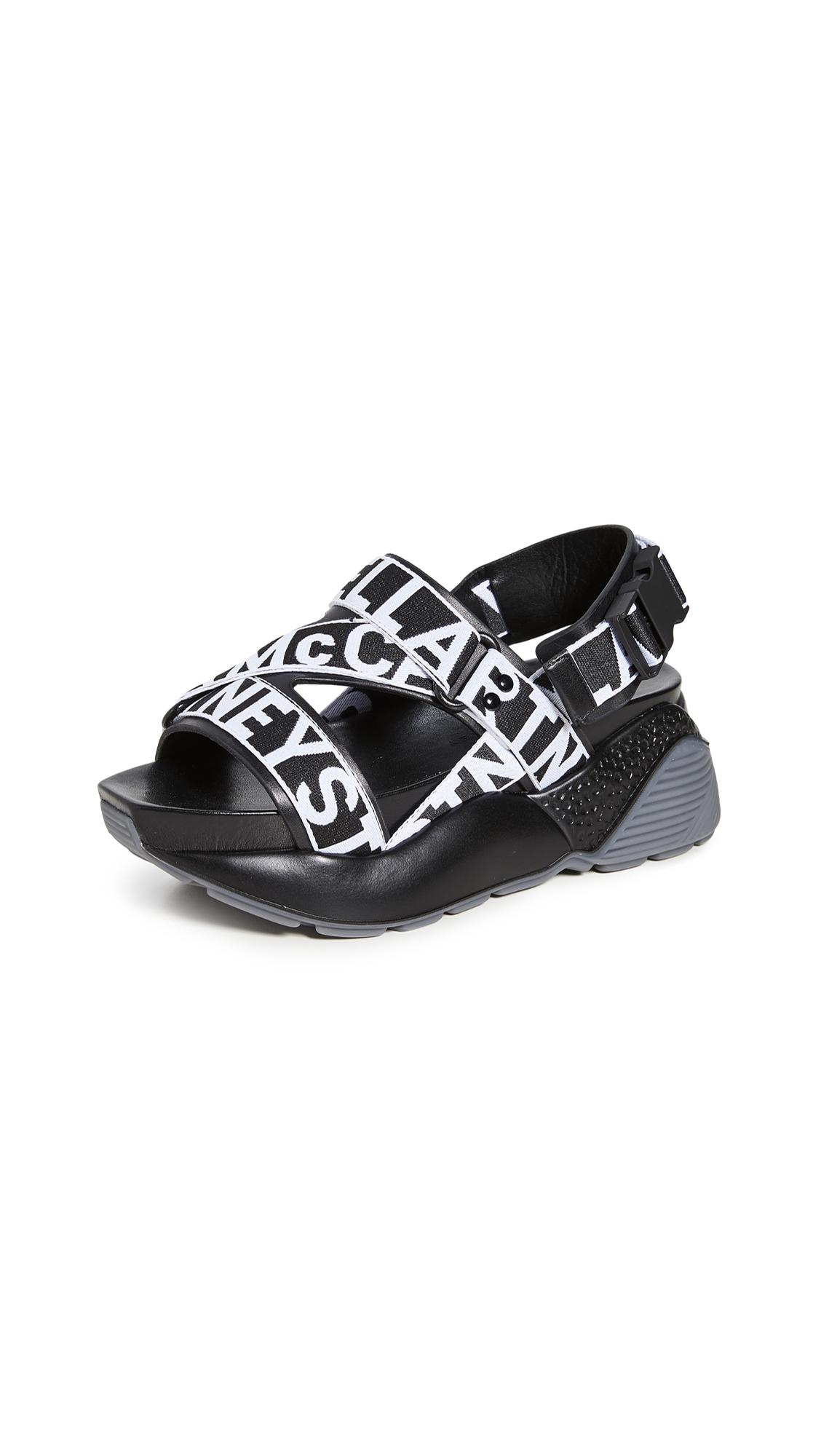 Stella McCartney Eclypse Sandals - 40% Off Sale