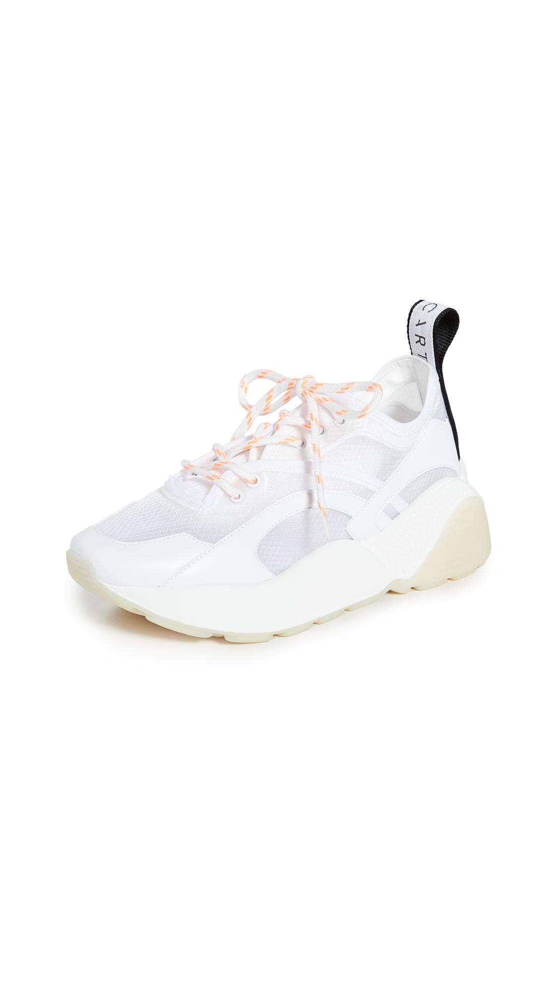 Stella McCartney Eclypse Lace Up Sneakers - 40% Off Sale