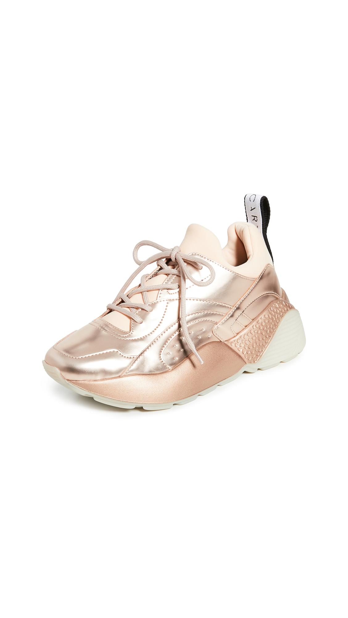 Buy Stella McCartney online - photo of Stella McCartney Eclypse Lace Up Sneakers