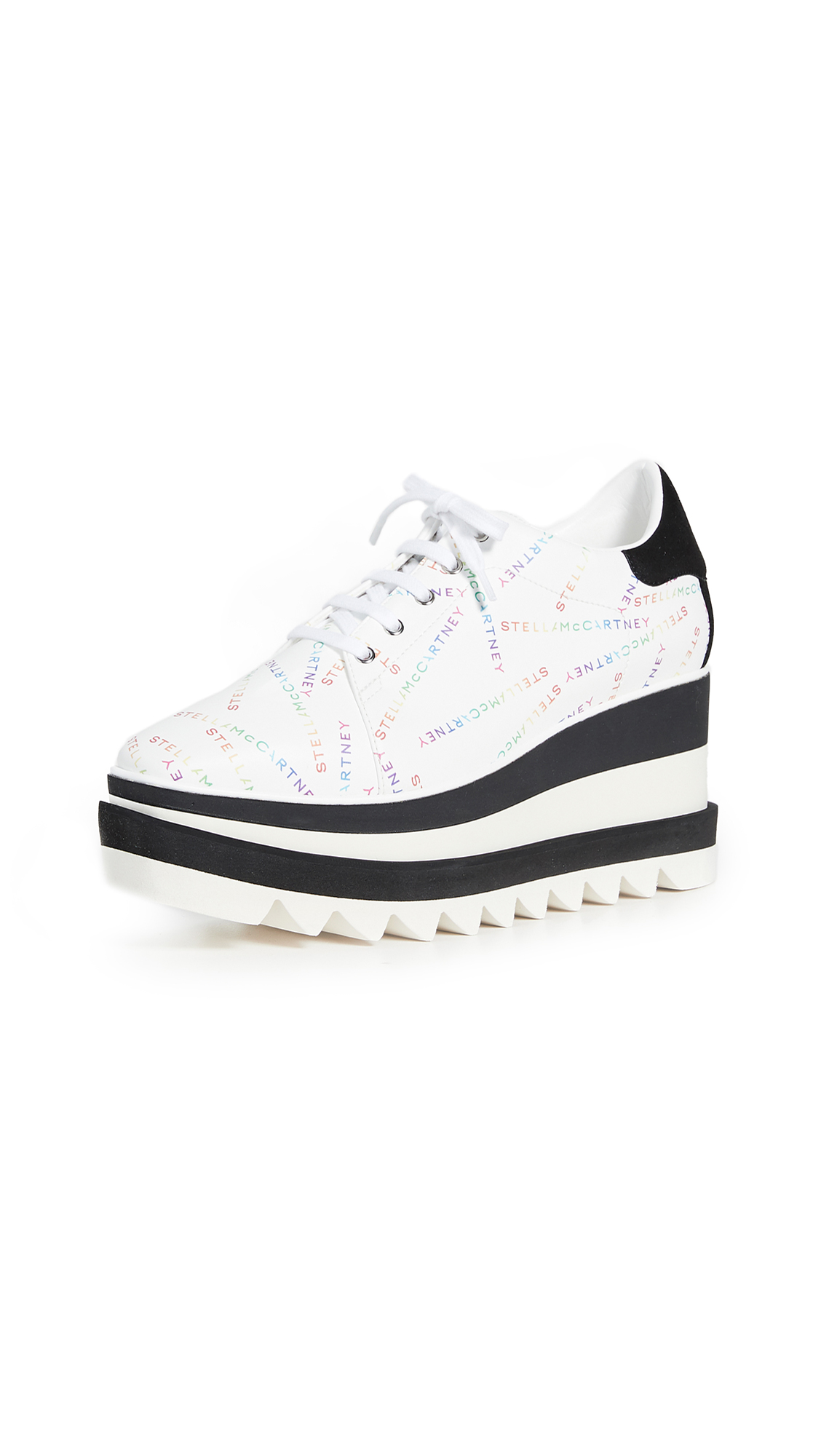 Buy Stella McCartney Sneakelyse Lace Up Sneakers online, shop Stella McCartney