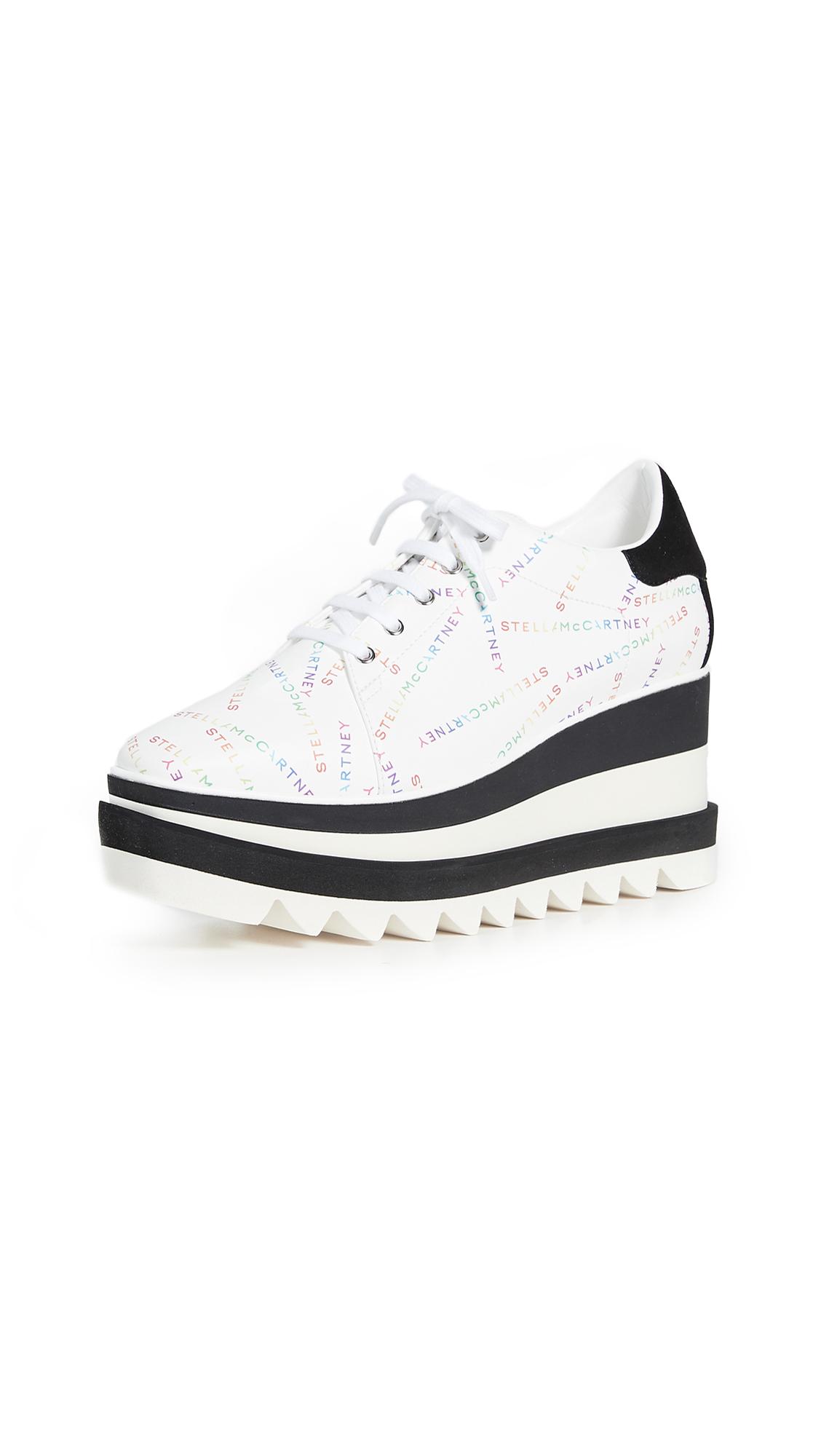 Stella McCartney Sneakelyse Lace Up Sneakers – 40% Off Sale