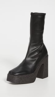 Stella McCartney Platform Stretch Boots