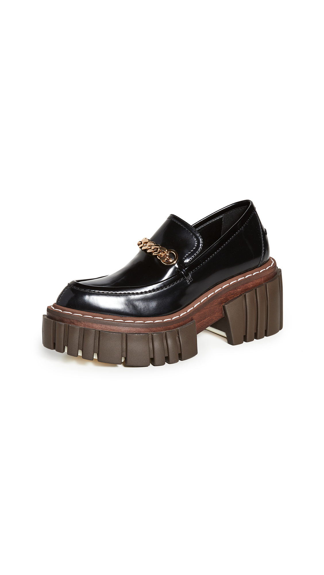 STELLA MCCARTNEY EMILIE LOAFERS