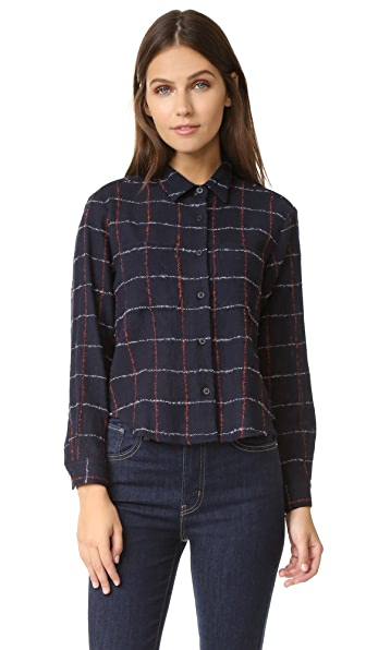 Steven Alan Composition Shirt