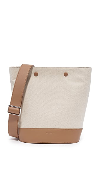 Steven Alan Rhys Bucket Bag - Linen