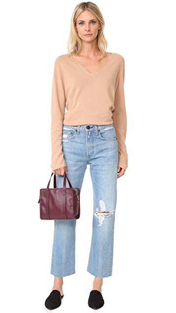Steven Alan Simone Small Satchel