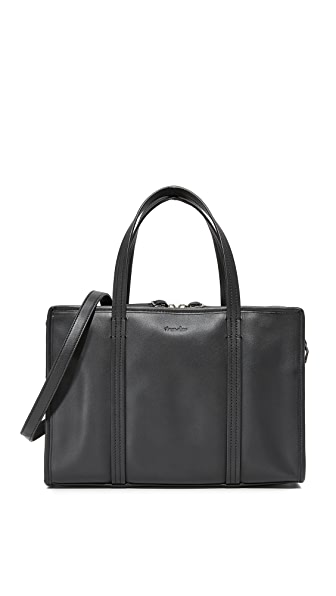 Steven Alan Simone Large Satchel In Black