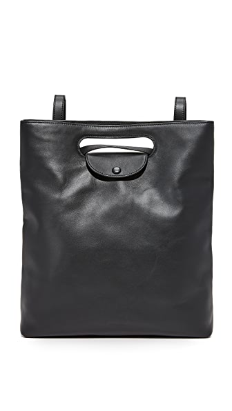 Steven Alan Codi Convertible Backpack - Black