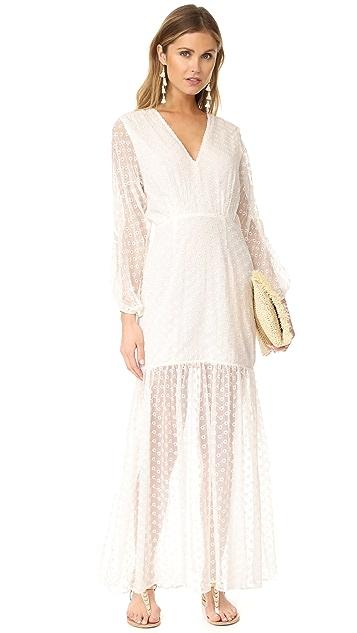 Stevie May Novel V Neck Maxi Dress