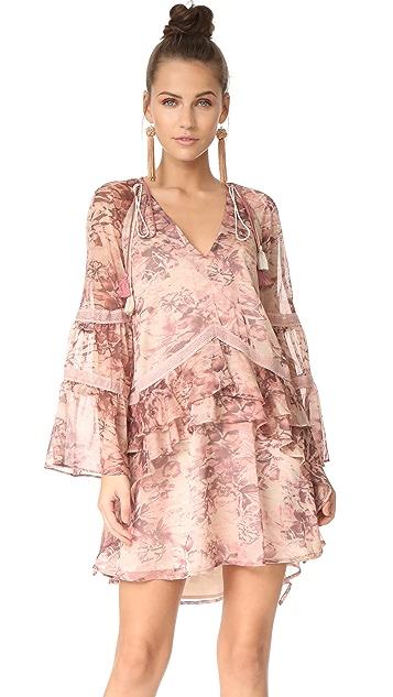 Stevie May Breathless Long Sleeve Mini Dress