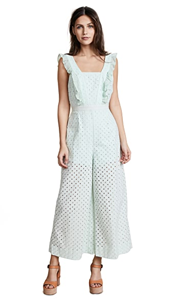 Stevie May Inhale Broidery Jumpsuit at Shopbop