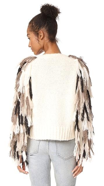 St. Roche Babe Sweater