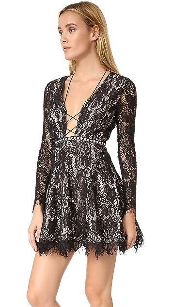STYLESTALKER Sugar Pine Dress