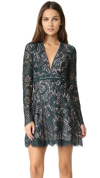 STYLESTALKER Davis Lace Dress