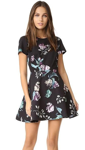 STYLESTALKER Neve Floral Dress - Floral
