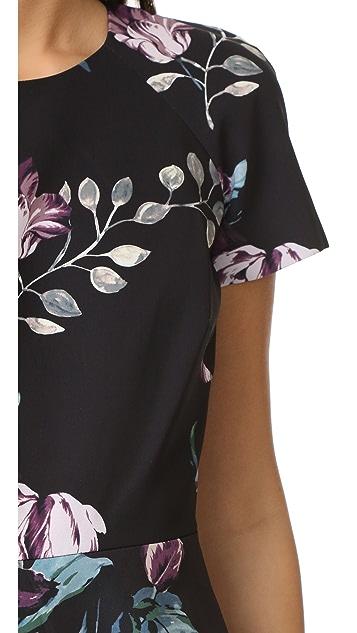 STYLESTALKER Neve Floral Dress