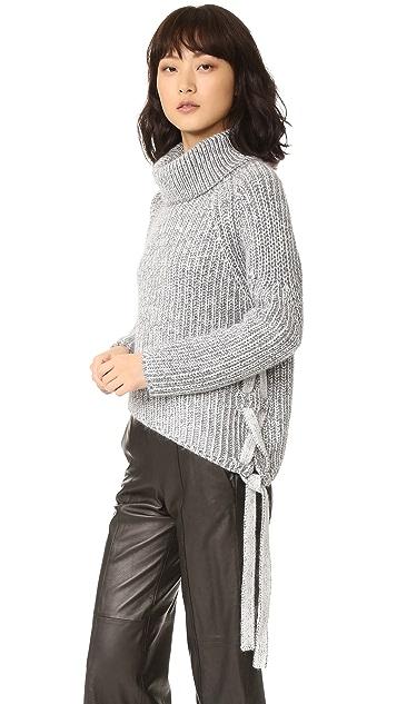 STYLESTALKER Hart Turtleneck Knit