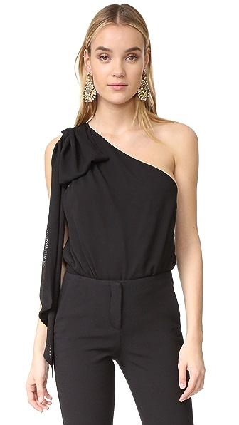 STYLESTALKER Lima Bodysuit - Noir