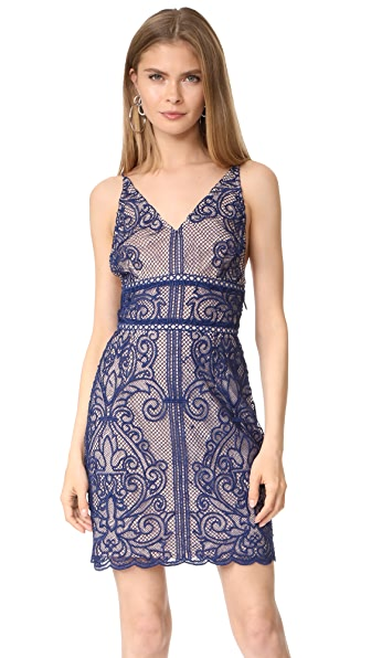 STYLESTALKER Stella Mini Dress - Royal Blue