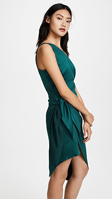 STYLESTALKER Sasha One Shoulder Dress