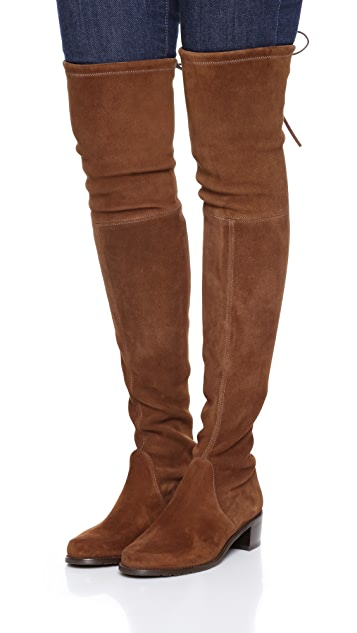 Stuart Weitzman Midland Over the Knee Boots