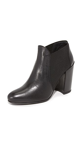 Stuart Weitzman Slip Up Booties
