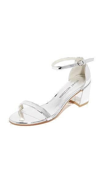 Stuart Weitzman Simple City Sandals