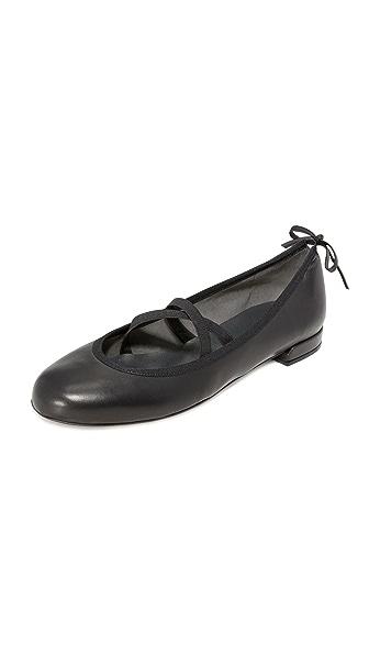 Stuart Weitzman Bolshoi Ballet Flats