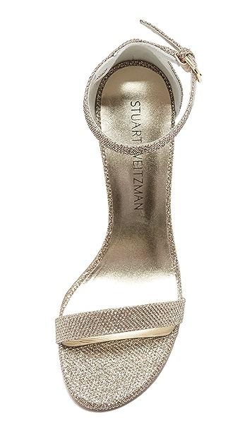 Stuart Weitzman Nunakedstraight Sandals
