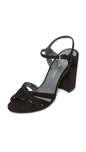 Stuart Weitzman Memoir Sandals