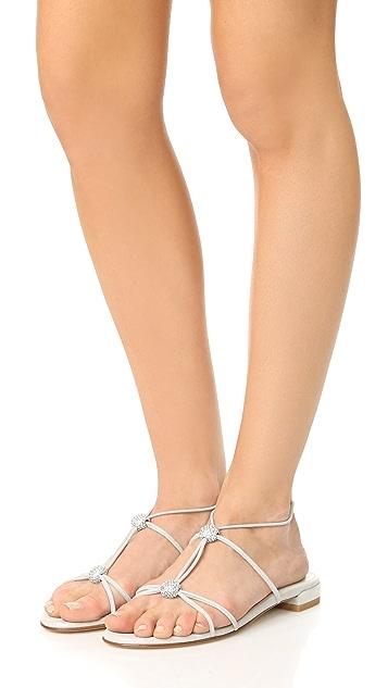Stuart Weitzman Tweety Sandals