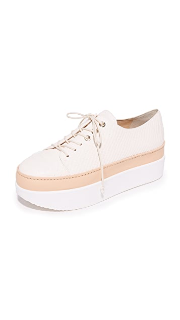 Stuart Weitzman Activate Platform Oxfords