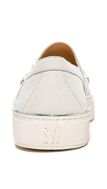 Stuart Weitzman Décor Slip On Sneakers