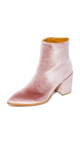 Stuart Weitzman Trendy Ankle Booties - Candy