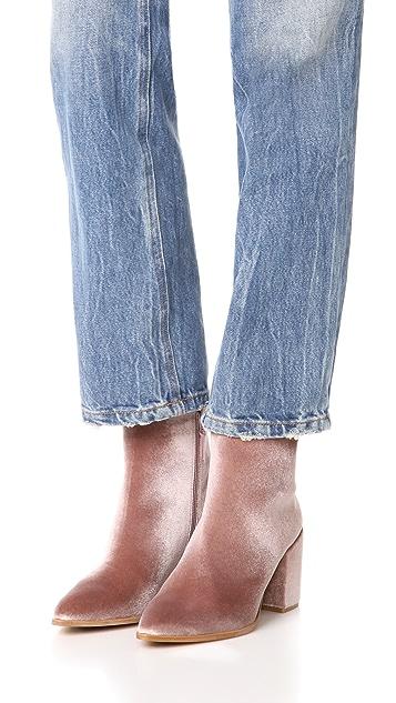 Stuart Weitzman Trendy Ankle Booties